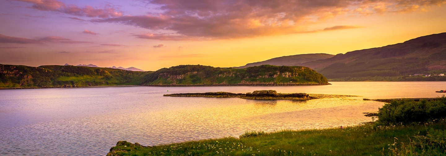 Sunsetting on the Isle of Skye, Perle Hotels