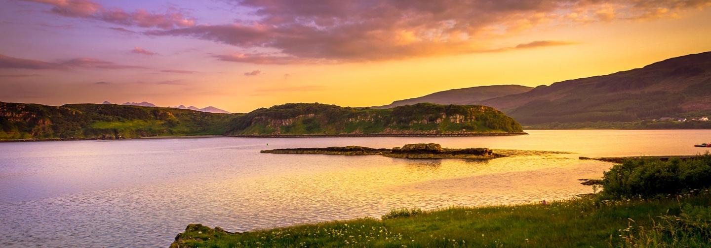 Sunsetting on the Isle of Skye, Perle Hotels